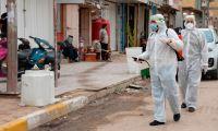 """الصحة العراقية تحذر من """"بؤر وبائية"""" في بغداد"""