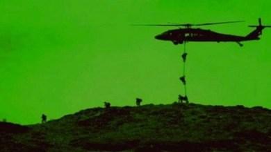 """صورة العمليات المشتركة : تسريبات انزال قرب الحدود السعودية """"هراء"""""""