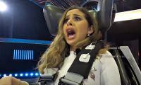 منة عرفة تعترض على سؤال وتعترف: محتوى رامز ثقيل على المشاهد