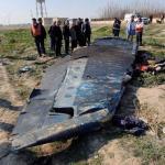 إيران تعلن تسليم الصندوق الأسود للطائرة الأوكرانية إلى فرنسا