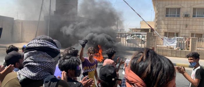 صحيفة: الاحتجاجات ستتصاعد ضد حكومة الكاظمي خلال الايام المقبلة
