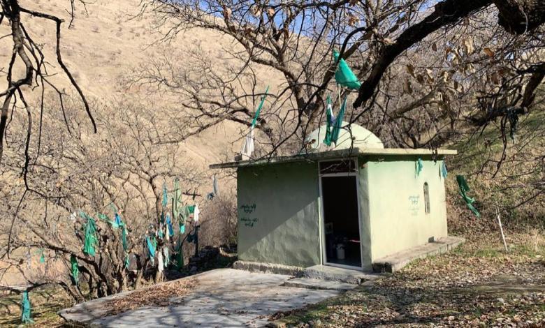 صورة قرية هاوار أحد اقدس أماكن الكاكائيين