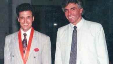 صورة وفاة مصور كاظم الساهر والأهم في تاريخ الرياضة العراقية