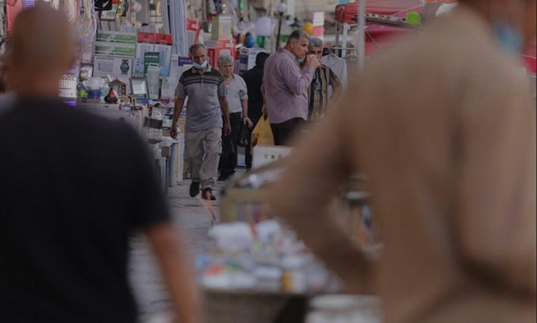 صورة ارتفاع ملحوظ بوفيات وإصابات كورونا في العراق