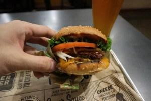 【サンフランシスコのレストラン】Super Duper Burger(ハンバーガー)