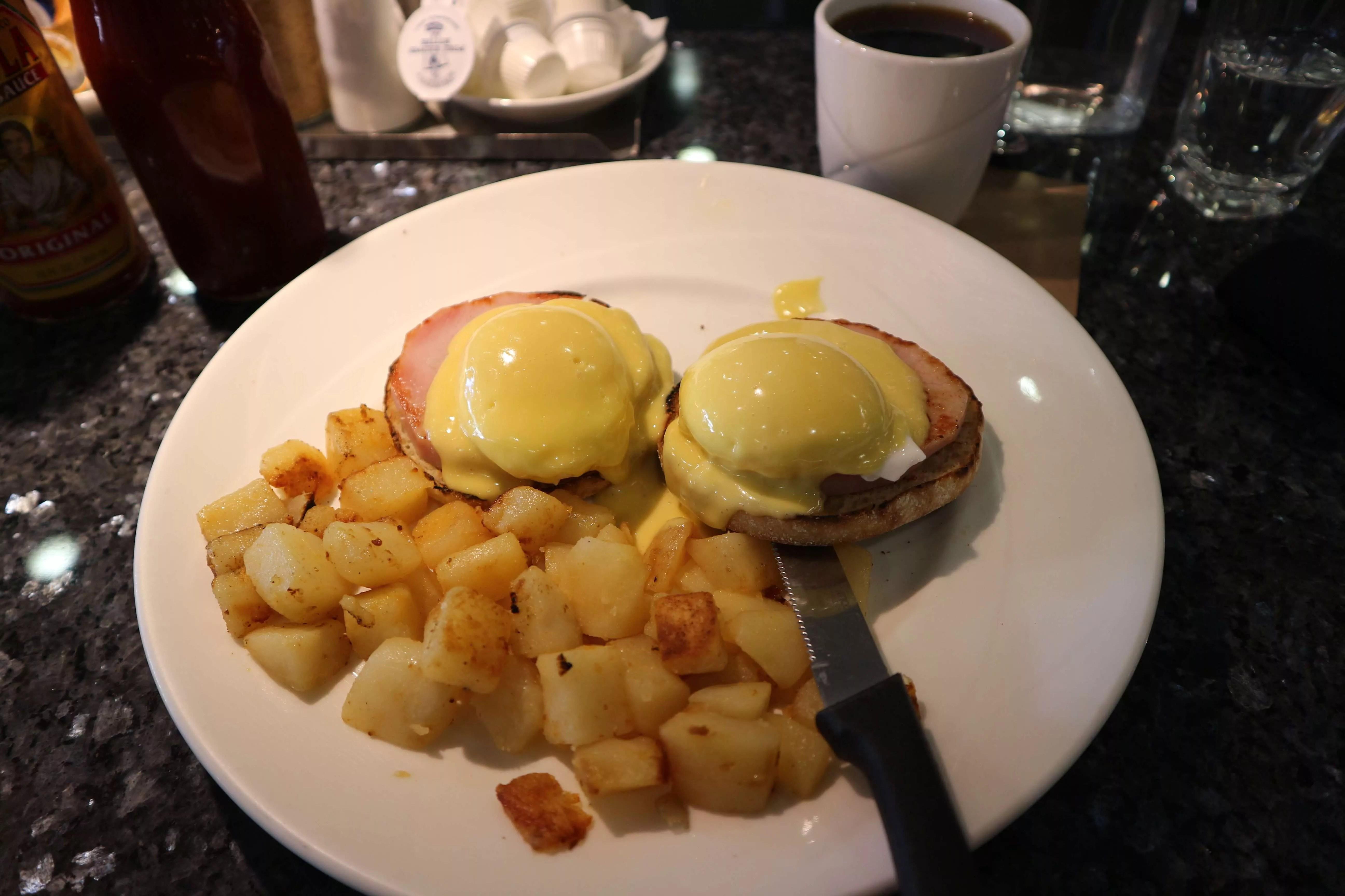 【シカゴのレストラン】Yolk(朝食・ブランチ専門店)
