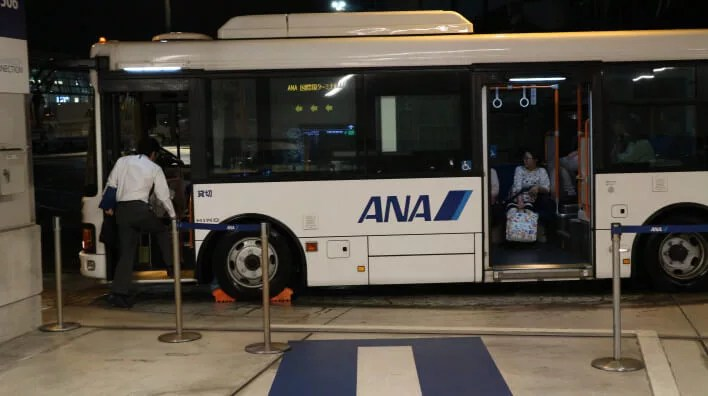 羽田空港での国内線→国際線乗り継ぎ体験記