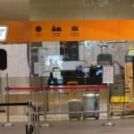 シンガポールチャンギ空港で手荷物預り所を利用してみた