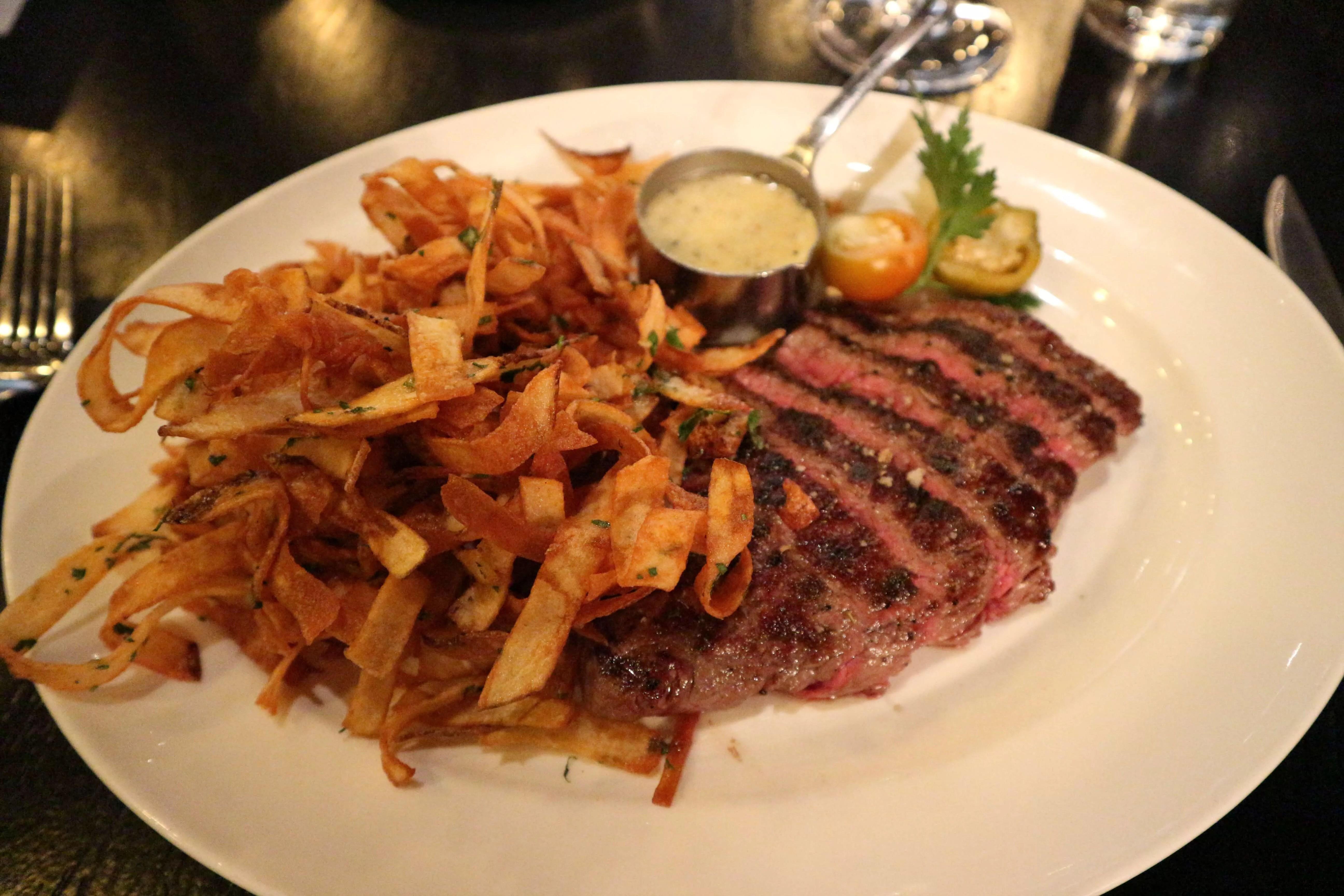 【シカゴのレストラン】RPM Steak(ステーキ)