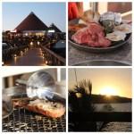 ルネッサンスリゾートオキナワ コーラルシービュー ディナー(夕陽と海風を感じながらのバーベキュー)