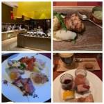 インターコンチネンタル大阪NOKA Roast & Grillディナーは前菜・デザートビュッフェ付き
