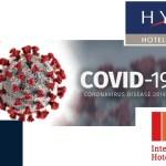 マリオット、IHG、ヒルトン、ハイアットの新型コロナウイルスに関する対応まとめ