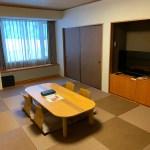シェラトン北海道キロロリゾート和室宿泊記