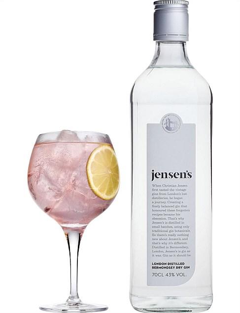 Jensen's gin tonic
