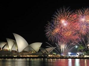 Capodanno a Sidney