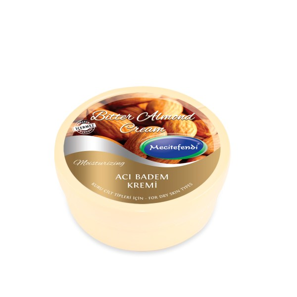 Mecitefendi - Natural Bitter Almond Cream
