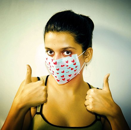 Surgical mask - Hearty