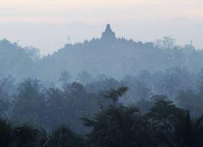 Relief Panel Lahirnya Bodhisattva – Shidarta Gautama, UNESCO world heritage sites
