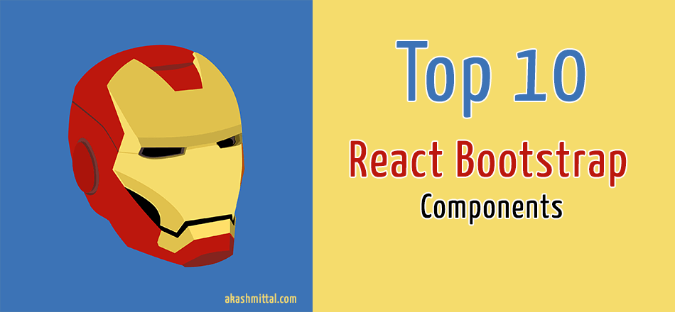top 10 react bootstrap components