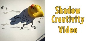 shadow creativity by vincent bal