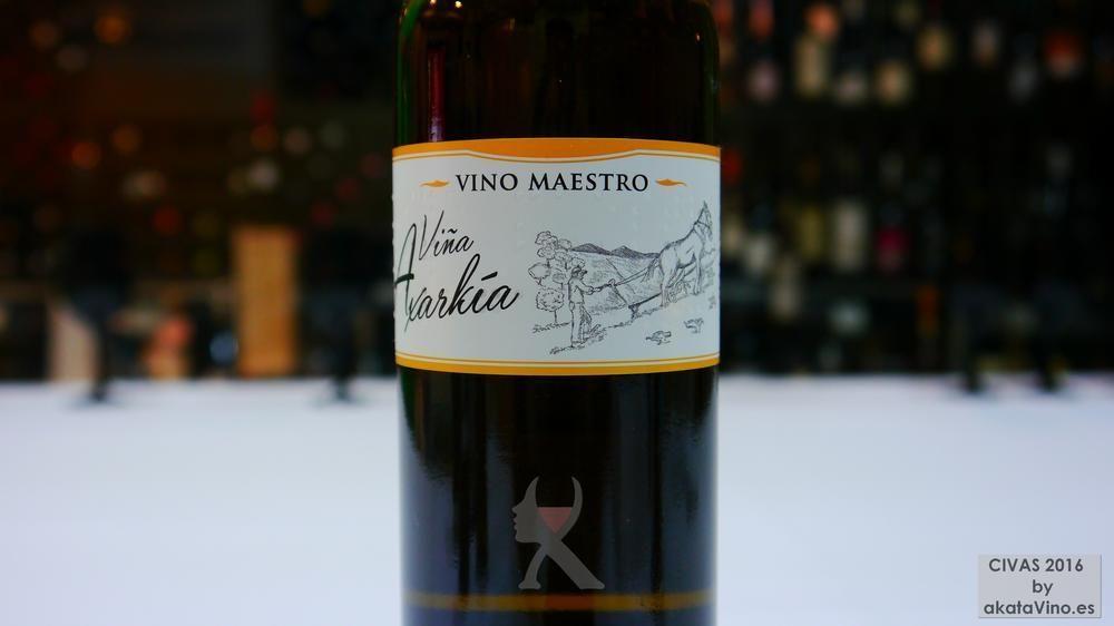 Viña Axarkía Maestro 10 Mejores Vinos Dulces y Generosos España 2016 © akataVino.es (2)
