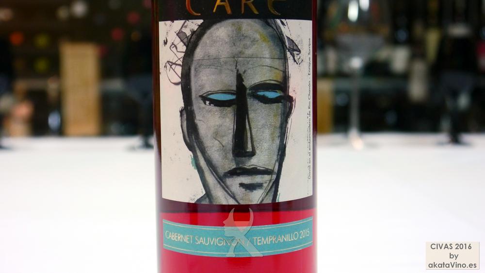 Care Rosado 2015 TOP 4 Mejores Vinos Rosados de España 2016 Ranking AkataVino