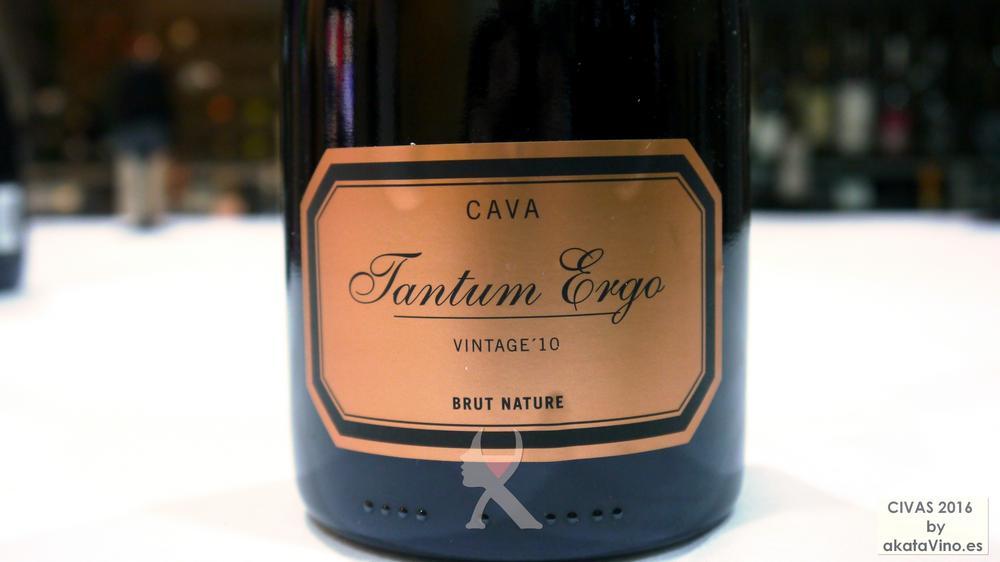 TANTUM ERGO VINTAGE 10 Mejores Vinos Espumosos del año Premios akataVino CIVAS 2016 © akataVino (25)