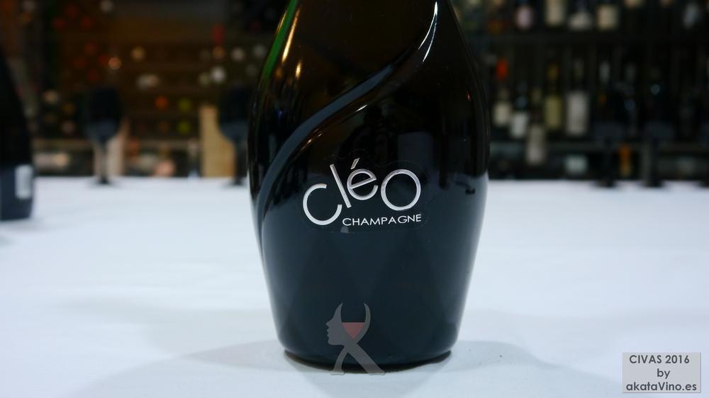 CHAMPAGNE ESTERLIN CLÉO BRUT 10 Mejores Vinos Espumosos del año Premios akataVino CIVAS 2016 © akataVino (4)