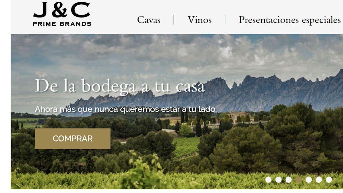Nueva tienda oficial online de J&C Prime Brands