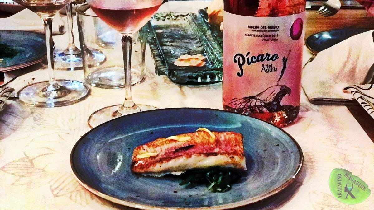 El equilibrio de los sabores: Vino rosado con pescado. Cómo y porqué. AkataVino Magazine