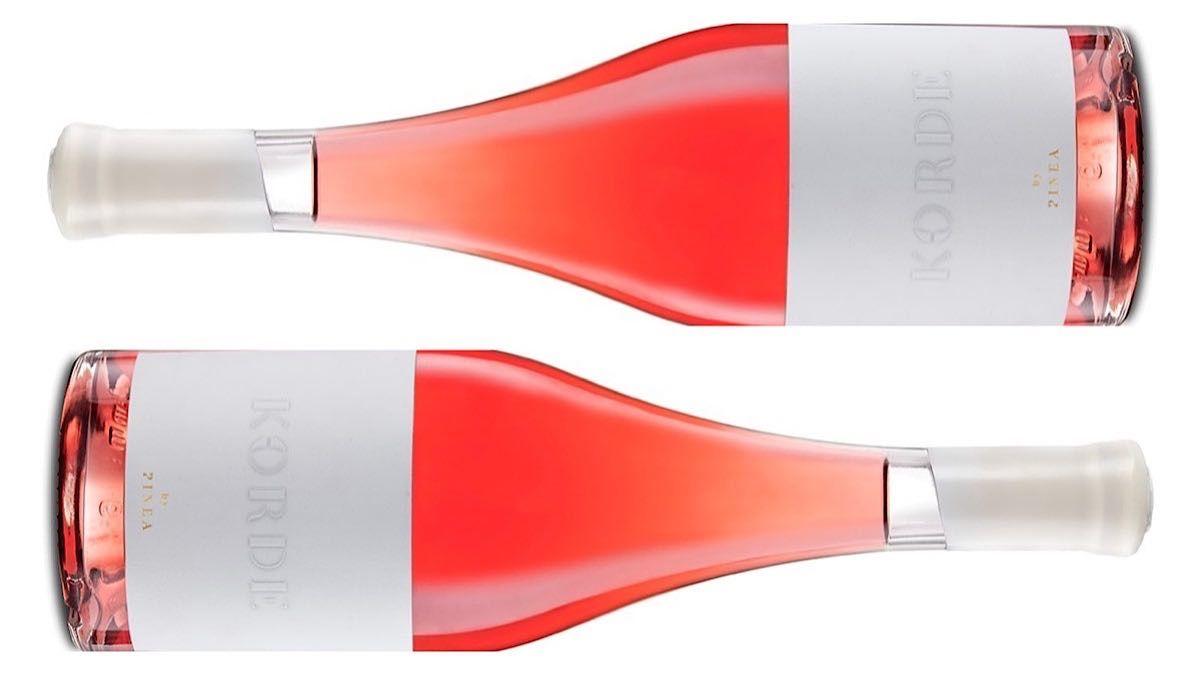 KORDE 2020 by Pinea Wine. Un rosado para los amantes del tinto
