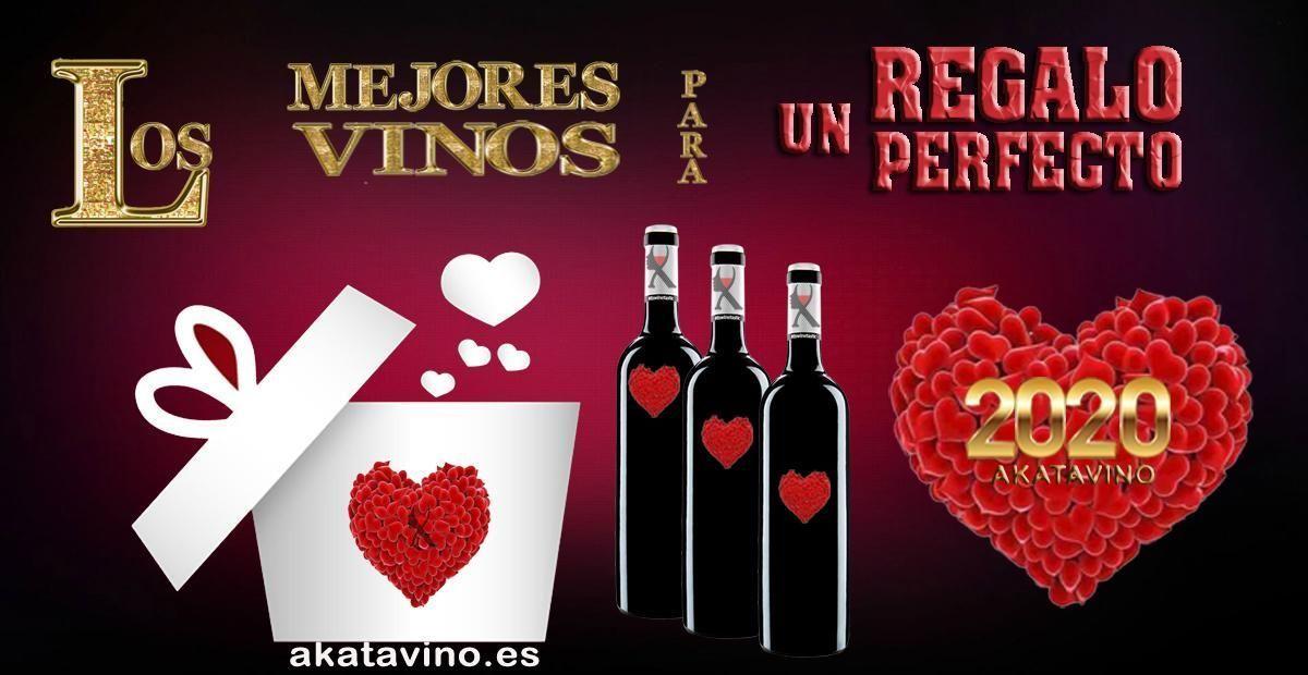 Los Mejores Vinos para regalar en 2020 | Una selección de AkataVino Magazine