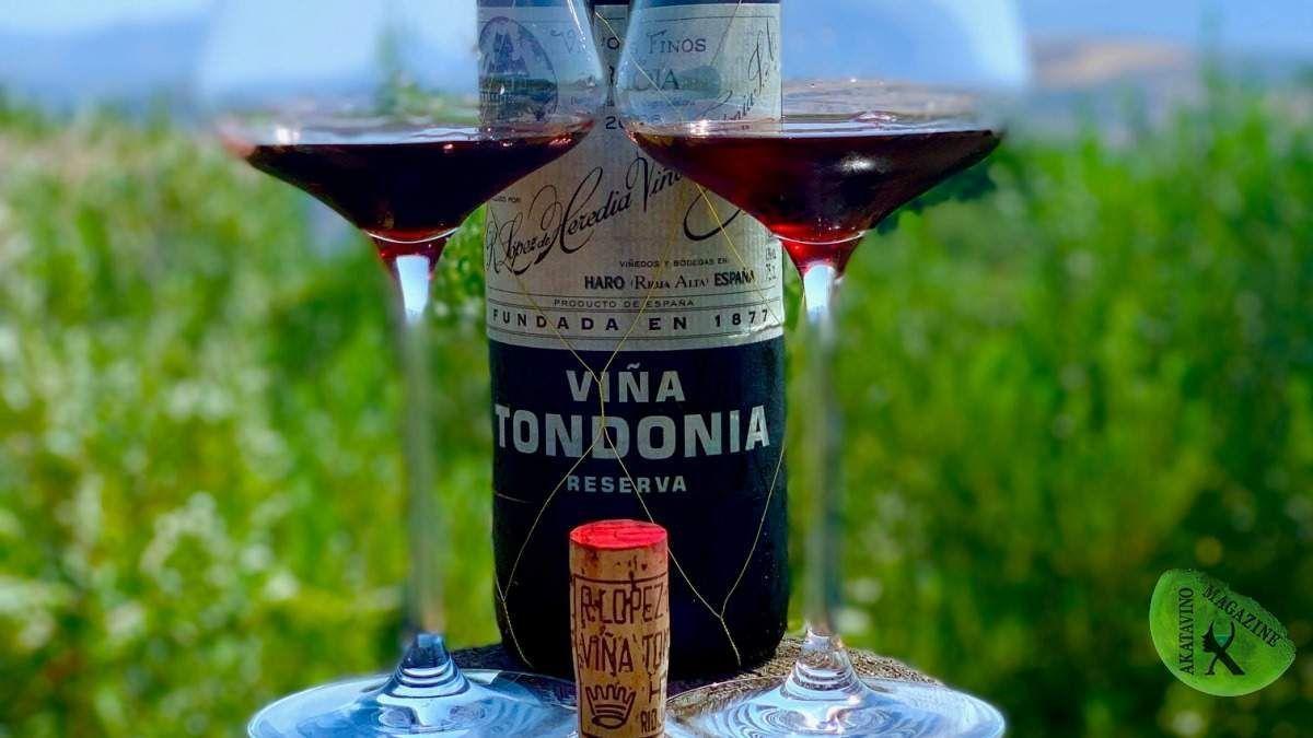 Viña Tondonia Reserva, un vino como los de antes | Bodega Lopez de Heredia | AkataVino Magazine