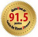 Lunares tinto 2014 91.5 puntos Guia Akatavino 2017