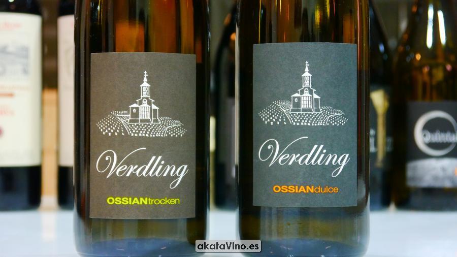 Verdling Ossian Vides y Vinos © Guia AkataVino