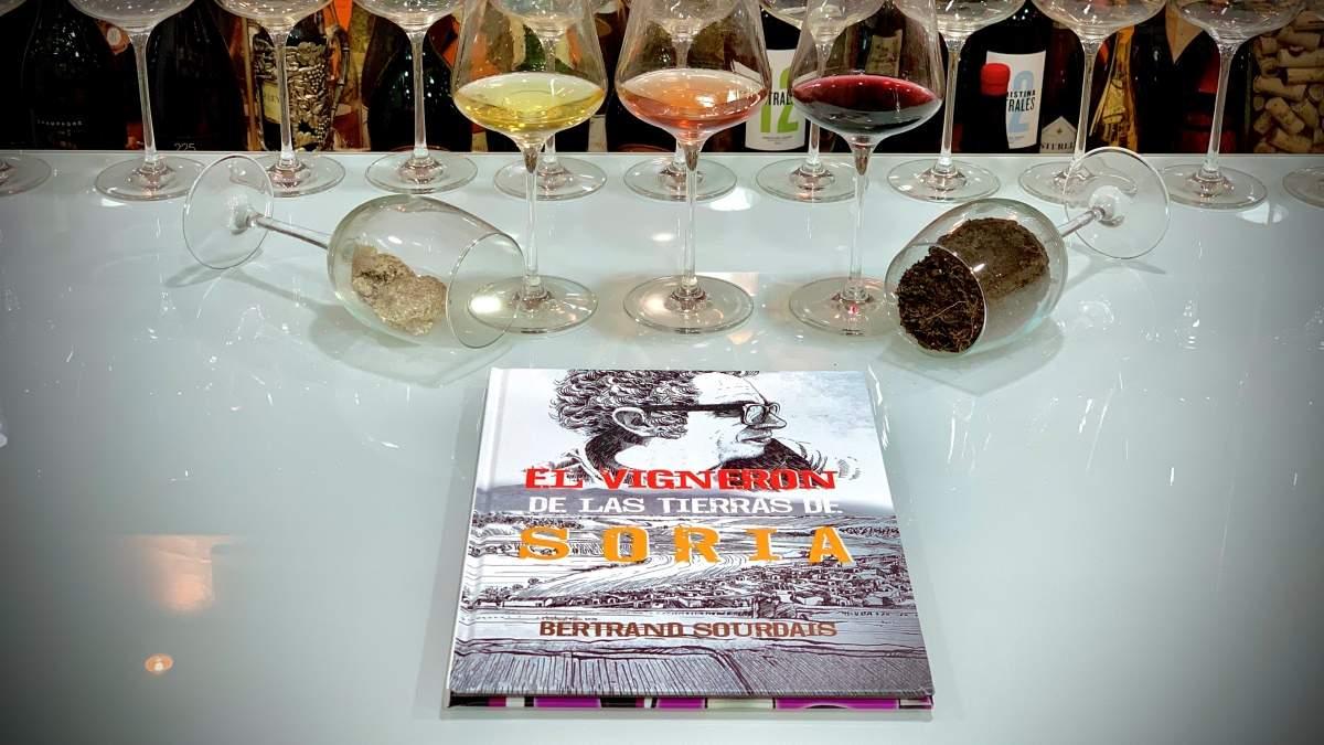 El Vigneron de las Tierras de Soria, el primer cómic sobre la figura del viñador en España | AkataVino Magazine