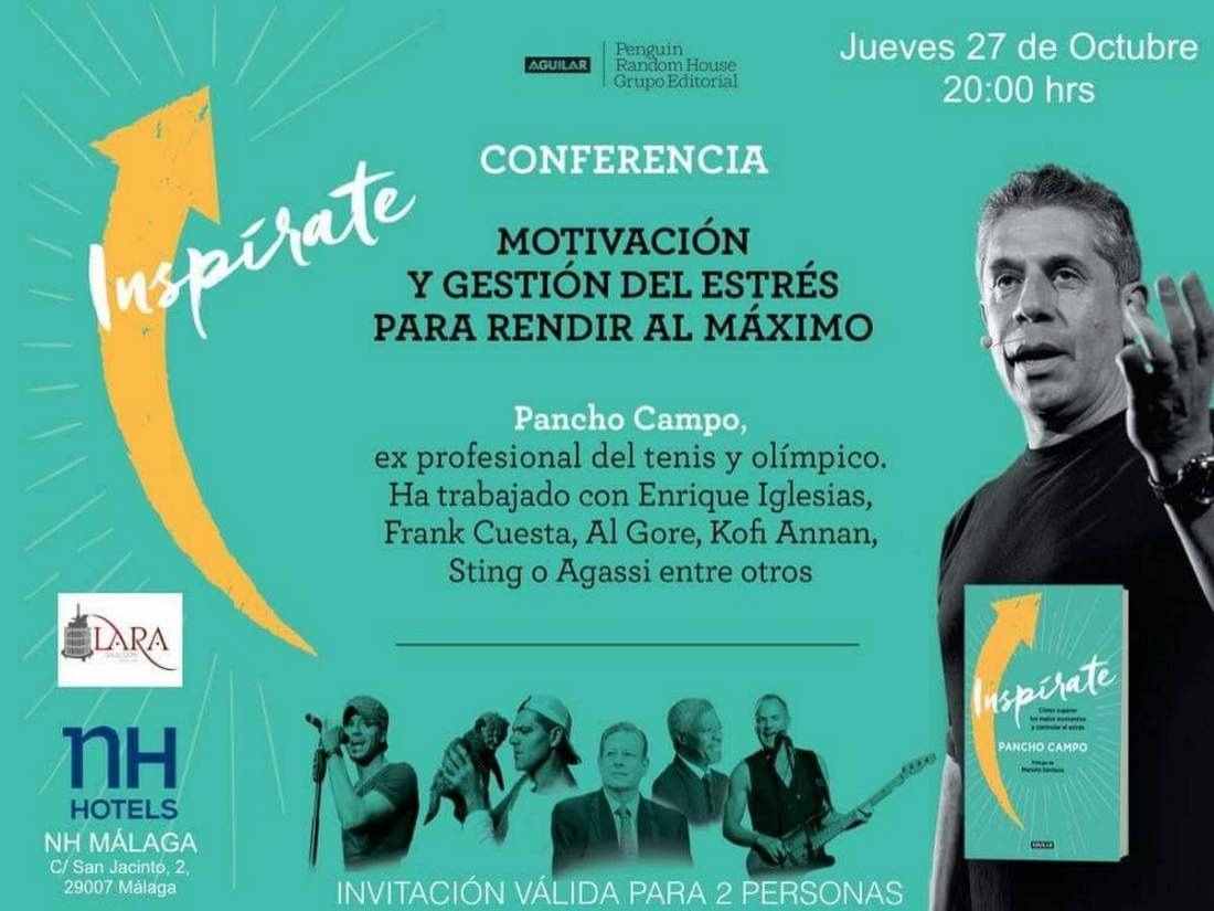 cartel-conferencia-inspirate-pancho-campo-malaga
