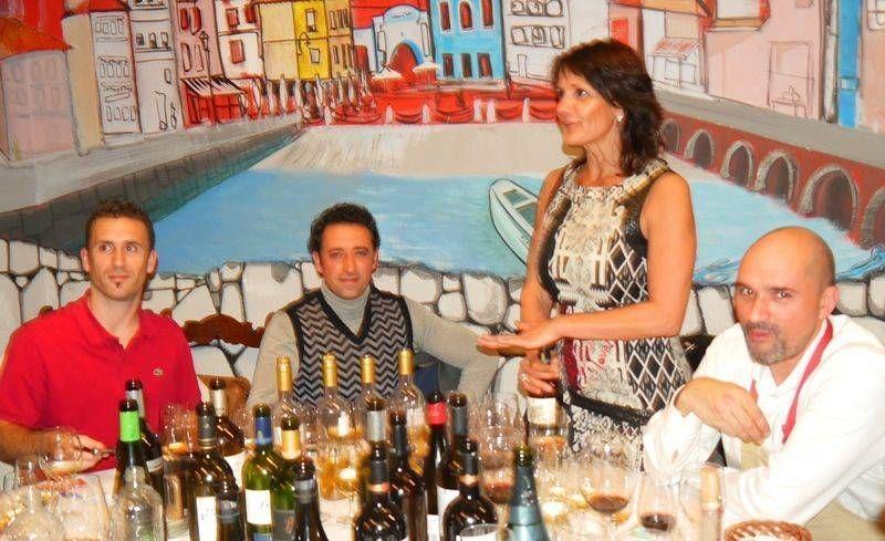 Cata ASM Sumilleres Los Grandes Vinos de Gonzalez Byass 2014.02 (95)