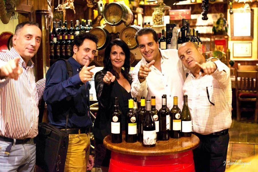 Cata Bodegas Emilio Moro Guia de Vinos Xtreme by akatavino 2