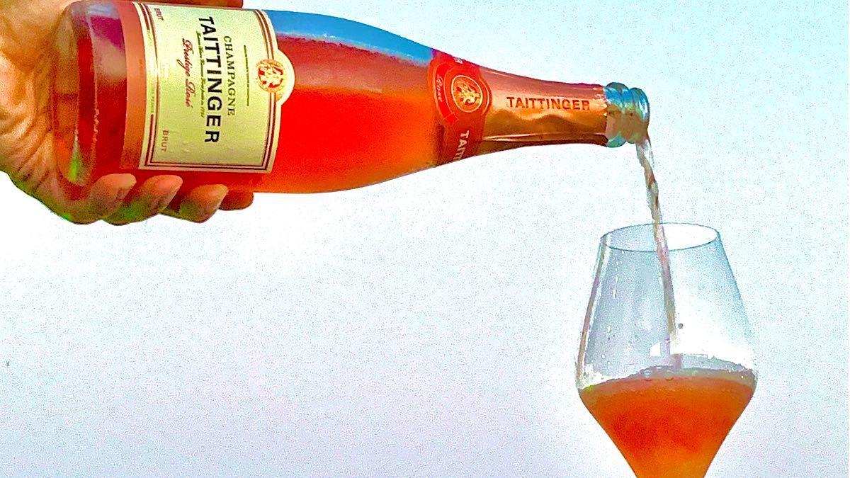 Taittinger Prestige Rose, un champagne para tu mejor brindis. Vivo, intenso y brillante | AkataVino Magazine
