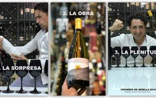 Collage Vidueños de Sedella 2016 © AkataVino.es