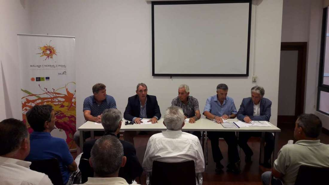 Jose Maria Losantos nuevo presidente CRDO Malaga (1)