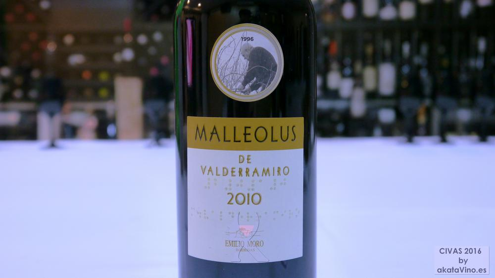 Malleolus Valderramiro Mejores Vinos Tintos del año Premios akataVino CIVAS 2016 © akataVino (77)