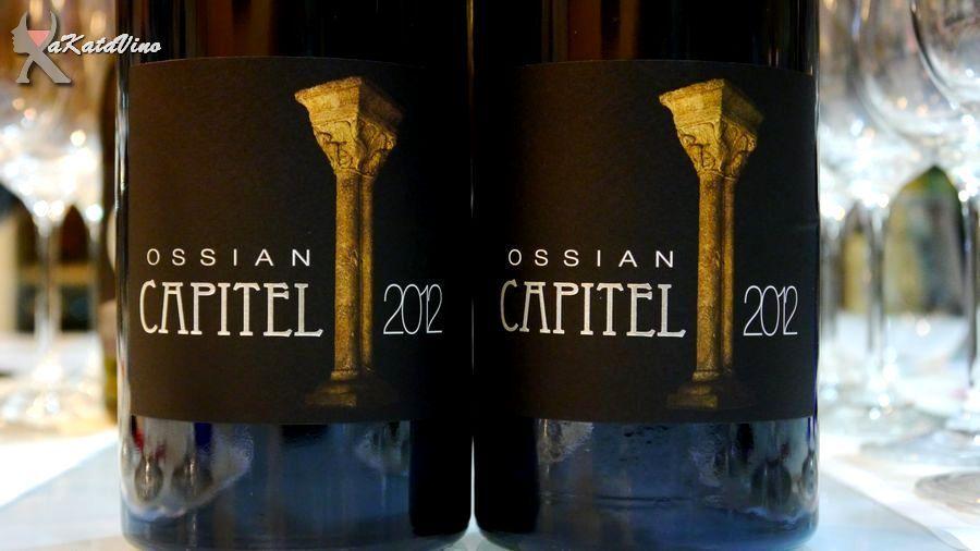 Ossian Capitel 2012 Mejor Vino del año en España GuiadevinosXtreme © akataVino.es