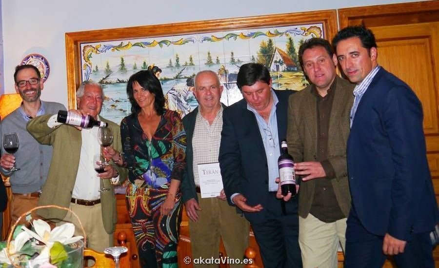 Presentacion Bodegas Marques de Teran © akataVino.es 2015 2015 1