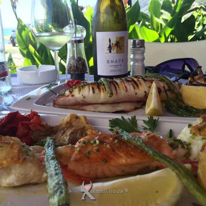 Restaurante Nuevo Arenas en Herradura 2016 © akataVino (1)