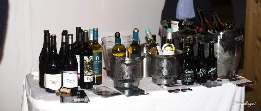 Productos Grupo Palacio Vinoteca Salon de Vinos ASM 2014 Cena © J.Cardalliaguet 22