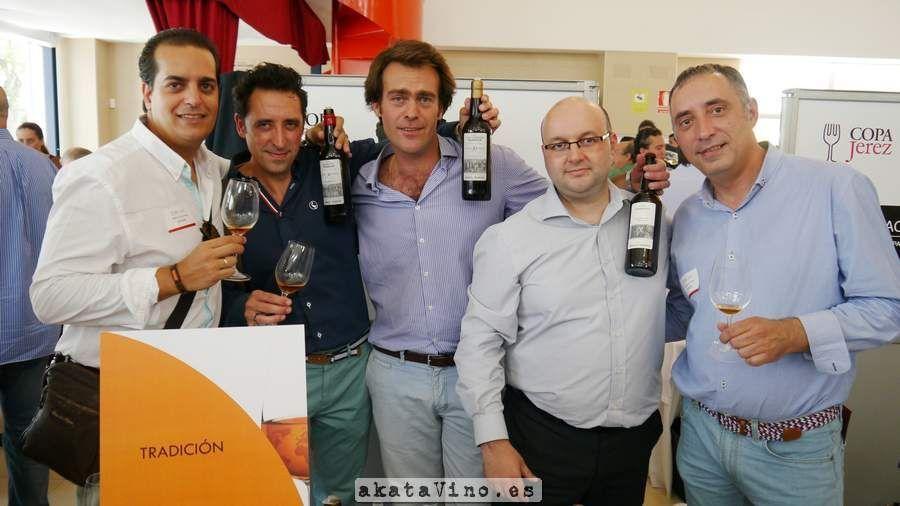 Bodegas Tradicion Visita ASM Vinal Copa Jerez 2015 © akataVino (1)