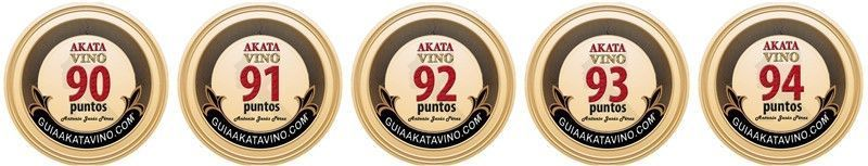 el CLUB de los 90+ @ Guiaakatavino.com web