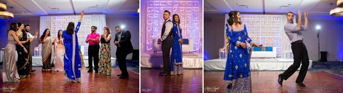 Anam and Josh - Hilton Springfield Walima 12